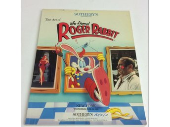 Sothebys, Bok, Who framed Roger Rabbit
