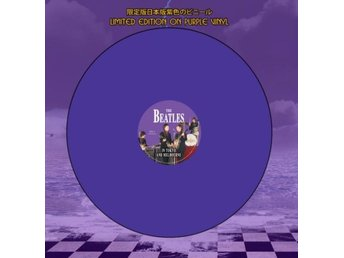 Beatles: In Melbourne and Tokyo (Purple) (Vinyl LP)