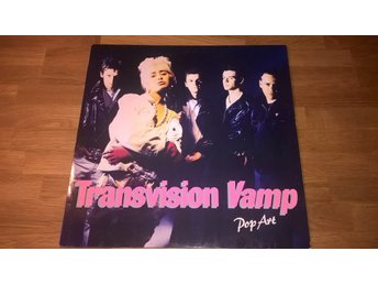 Transvision vamp: Pop Art lp