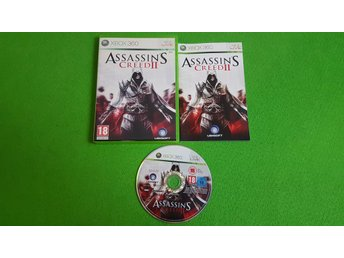 Assassins Creed 2 Xbox 360