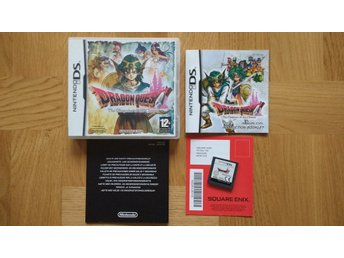 Nintendo DS: Dragon Quest IV: Chapters of the Chosen