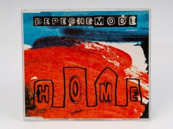 Depeche Mode: Home UK Promo CD, (RCD Bong 27) 1997