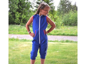 Ny Me Too, 8 år=128 jumpsuit jumpin bodysuit piece för sommar metoo