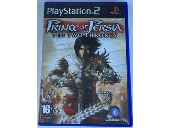 Prince Of Persia: The Two Thrones - Playstation 2/PS2 - MKT FINT SKICK