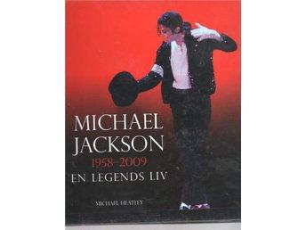 Michael Jackson - 1958-2009 - En legends liv - Luleå - Michael Jackson - 1958-2009 - En legends liv - Luleå