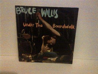Bruce Willis - Under the boardwalk / Jackpot (Bruno s Bop) - Kungshamn - Bruce Willis - Under the boardwalk / Jackpot (Bruno s Bop) - Kungshamn