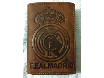 NY Real Madrid plånbok, snabb leverans - Västerås - NY Real Madrid plånbok, snabb leverans - Västerås