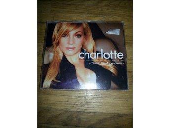 Charlotte - I Write You A Lovesong - Cd singel - 1999