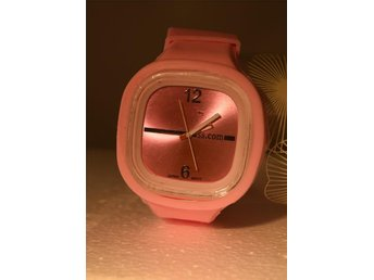 Jelly Disco Watch - Rosa