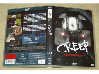 DVD film : Creep