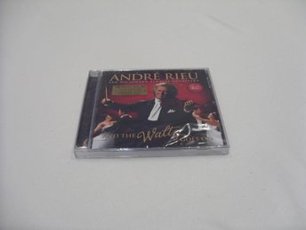 Andre Rieu and the waltz goes on musik CD new sealed!