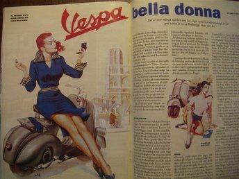 Scooter Vespa -- Bella Dona, en härlig historik -- - Stockholm - Scooter Vespa -- Bella Dona, en härlig historik -- - Stockholm
