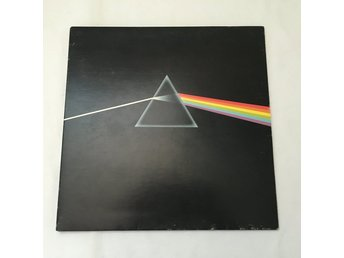 PINK FLOYD The Dark Side Of The Moon LP US ORIG. -73
