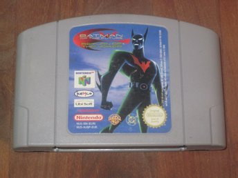 Batman of the Future - Return of the Joker till Nintendo 64