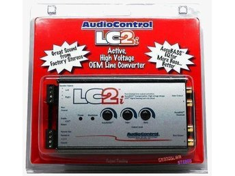 Audio Control LC2i - 2 Channel Line Driver