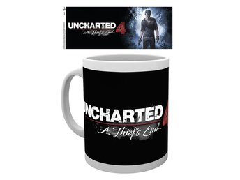 Mugg - Spel - Uncharted 4 (MG0828)