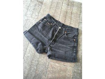 Levis' Levis 501 jeans shorts jeansshorts stl 26-27 - Limhamn - Levis' Levis 501 jeans shorts jeansshorts stl 26-27 - Limhamn