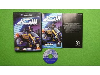 Extreme G Racing KOMPLETT Gamecube Nintendo Game Cube