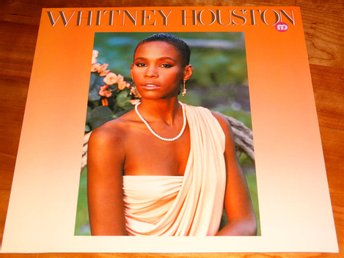 WHITNEY HOUSTON  ~ LP Vinyl: How Will I Know, Greatest Love Of All ...m.fl.