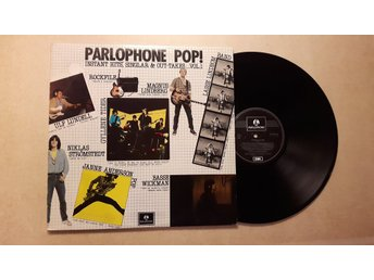 Various - Parlophone Pop! - Instant Hits, Singlar & Out-Takes... Vol. 1 SWE-80