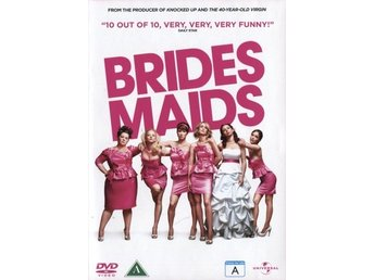 DVD - Bridesmaids (Beg)