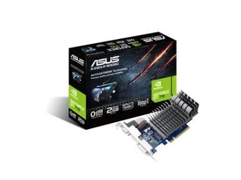 ASUS GeForce GT 710 2GB DDR3 D-Sub/DVI/HDMI Heatsink
