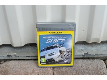 Playstation 3 PS3 NFS Need for speed Shift