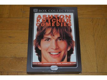Ashton Kutcher Box Collection - 3-Disc 3 Filmer - DVD