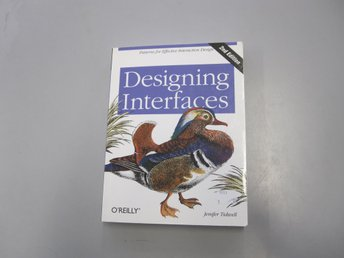 Designing interfaces - 2nd Edition