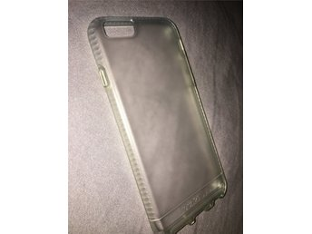 Iphone 6 och 6s skal mobilskal transparent
