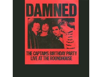 Damned ‎–The Captains Birthday Party 77 digipak S/S UK punk