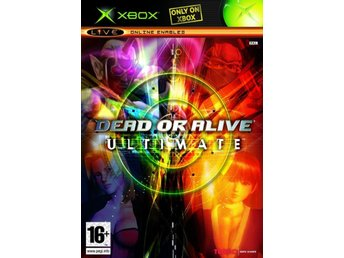 DEAD OR ALIVE ULTIMATE - XBOX SPEL