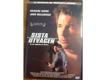 DVD - Sista utvägen - Miles from home - Richard Gere, John Malkovitch!