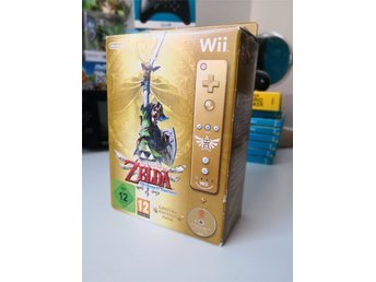 Zelda Skyward Sword Collectors Edition Nintendo Wii