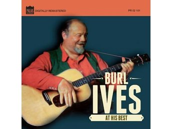 Ives Burl: At his best (2 CD)