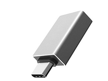 Supersnabb adapter USB C till USB 3.0 Silver