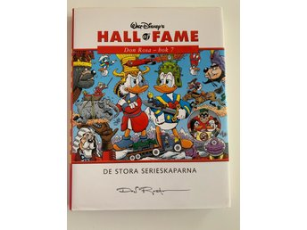 Walt Disney's Hall of Fame Don Rosa Bok 7
