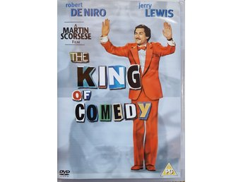 DVD The King of Comedy Robert de Niro/Jerry Lewis 1983