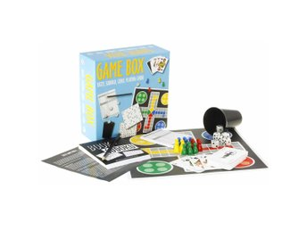 Barbo Toys Game Box