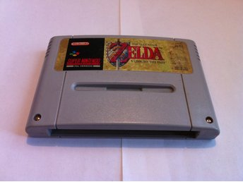 SNES: The Legend of Zelda: A Link to the Past