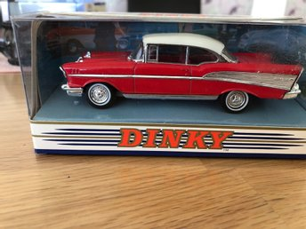 Matchbox dinky collection Chevrolet bel air 1957