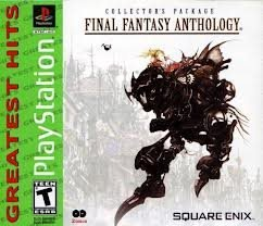 Final Fantasy Anthology (USA) - Greatest Hits - Playstation