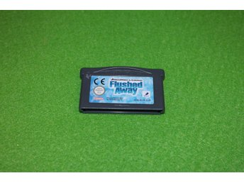 Flushed Away GBA Gameboy Advance