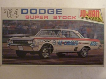 Johan Dodge Super Stock