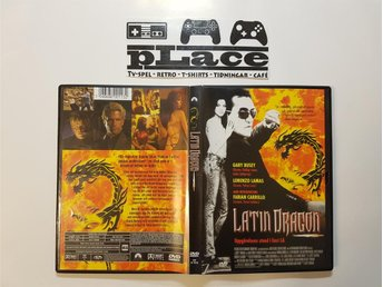 Latin Dragon DVD