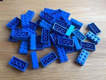 LEGO - Blå bricks 2x4 - Göteborg - LEGO - Blå bricks 2x4 - Göteborg