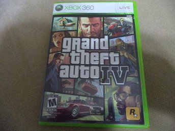 GTA IV till Xbox360 - Kyrkhult - GTA IV till Xbox360 - Kyrkhult