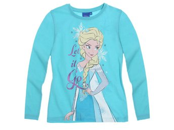 Disney Frozen, Frost Turkos T-shirt Elsa 128 cl