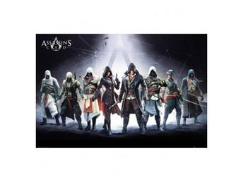 Assassins Creed Affisch Group 259