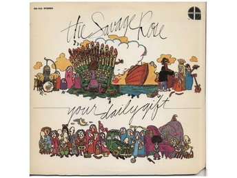 The Savage Rose - Your Daily Gift (LP, vinyl)